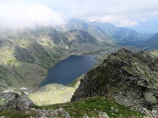 Dolina Hińczowa (słow. Hincova dolina).