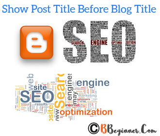 Optimizing Your Blog For Search Engines Seems To Be A Very Difficult Task Especially Beginners But By Doing Some Tweaks And With Knowledge We Can