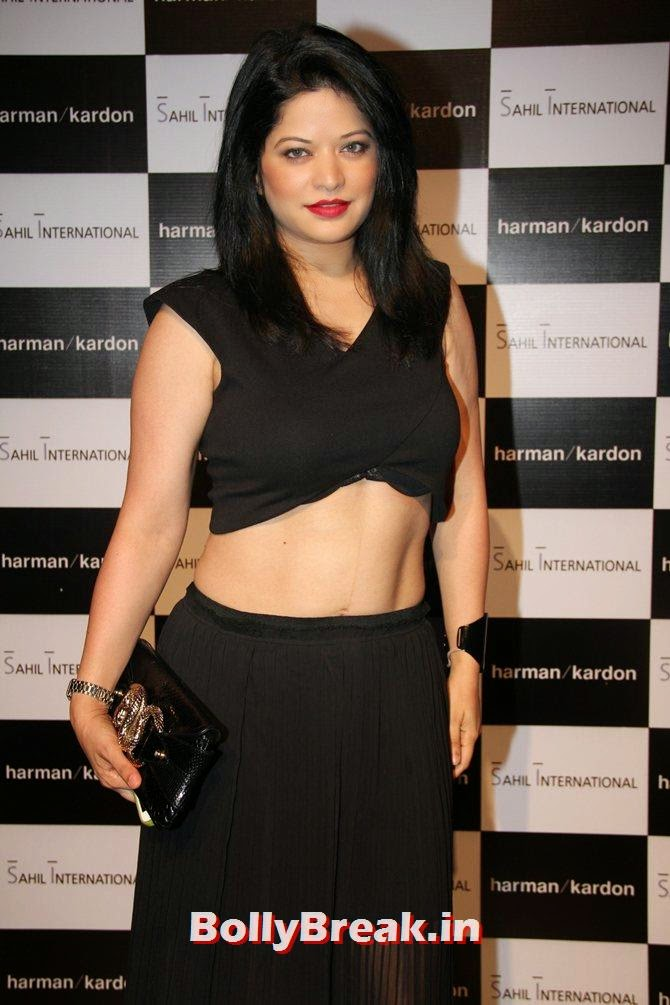 Arzoo Gowitrikar, Jacqueline, Shriya, Richa Chadha at luxury brand launch