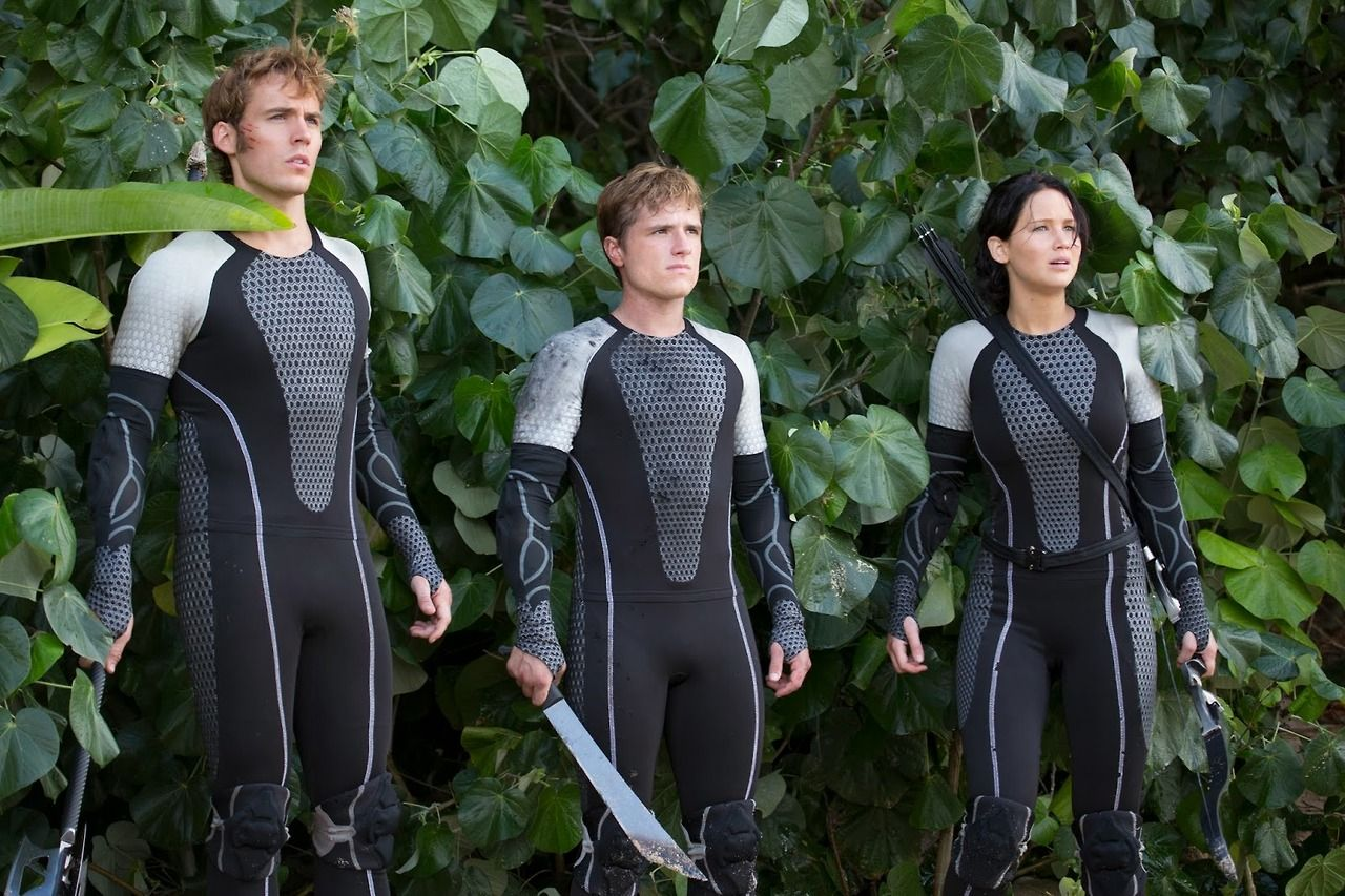 trilogia the hunger games