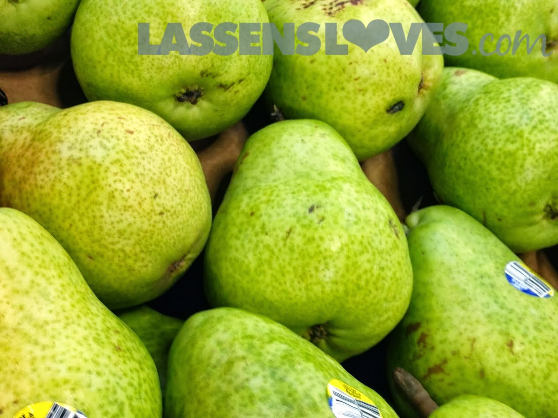 lassensloves.com, Lassens, Lassen's Organic+Bartlett+Pears, Bartlett+Pears