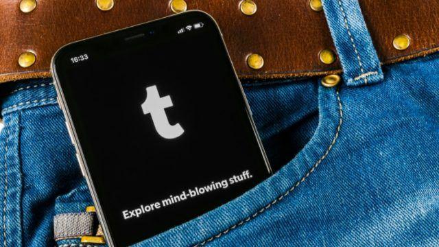 Tumblr removido da App Store do iOS devido a pornografia infantil