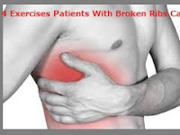4 Exercises Patients With Broken Ribs Can Try