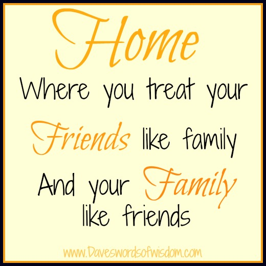 Family Quotes On Pinterest: Daveswordsofwisdom.com: Home