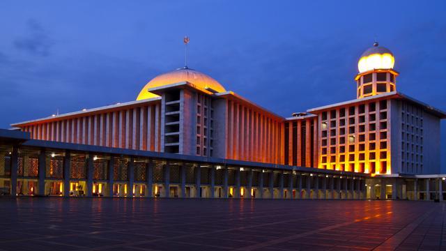 Masjid Istiqlal Direnovasi Kemenag Siapkan Anggaran Rp 465 3 M