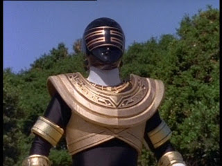 Power Rangers Zeo Gold Ranger Jason Scott Lee Trey of Triforia
