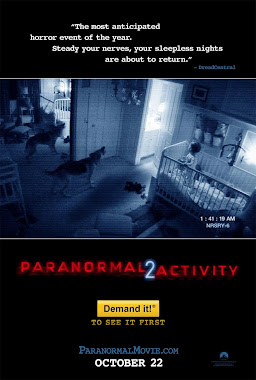Actividad Paranormal 2 [Paranormal Activity 2] DVDRip Descarga 1 link
