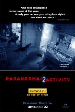 Actividad Paranormal 2 [Paranormal Activity 2] DVDRip Descarga 1 link