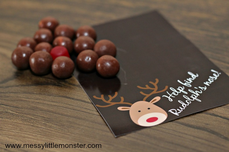 Free printable Christmas Treat Bags labels.