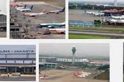 Daftar Bandara Domestik Di Indonesia