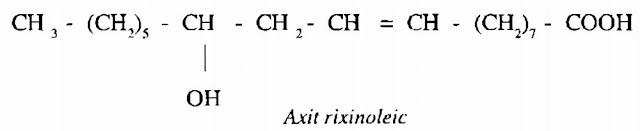 Thành phần hóa học Thầu Dầu - Ricinus communis - Nguyên liệu làm thuốc Nhuận Tràng và Tẩy
