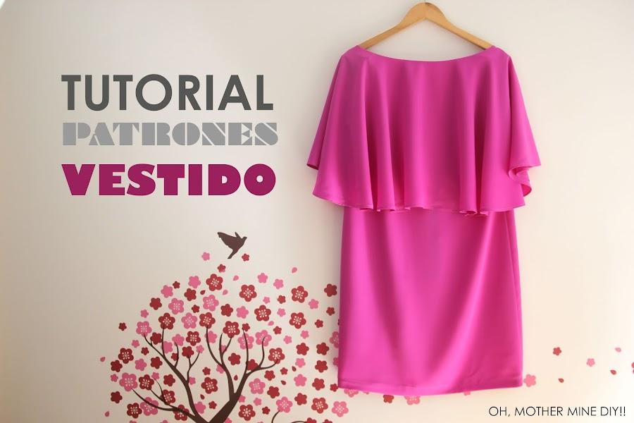 Patrones vestidos mujer - Marcador de ropa mine el corte ingles ...