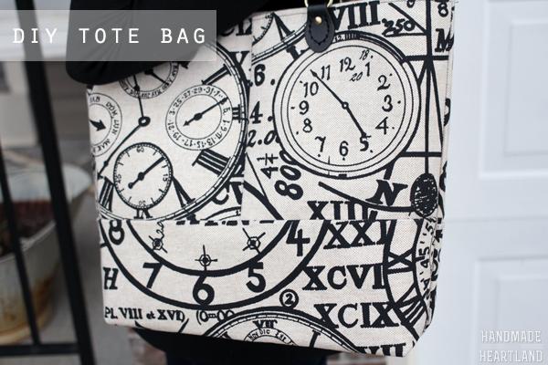 DIY Tote Bag, Great Gift Idea
