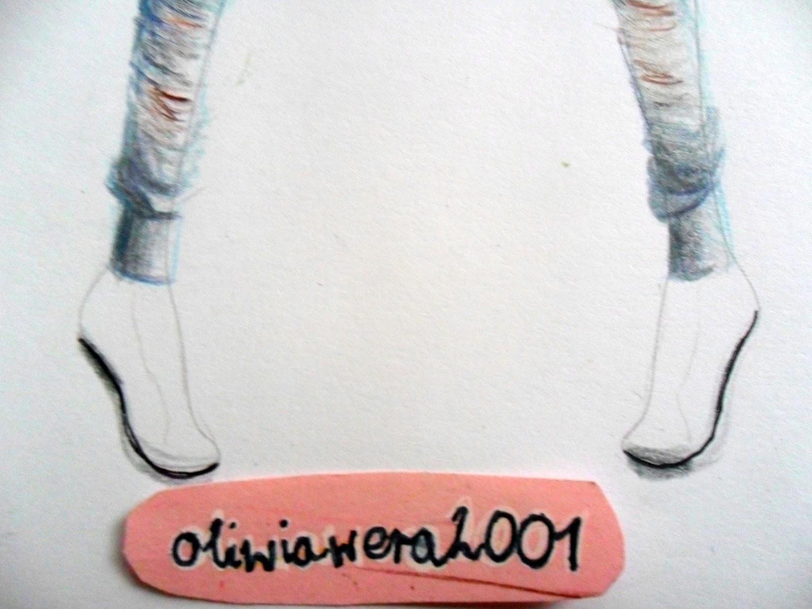 Lilla Lou Bloguje Rysowanie Z Oliwiawerą2001 Merida Z Meridy