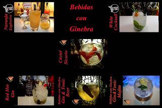 BEBIDAS CON GINEBRA