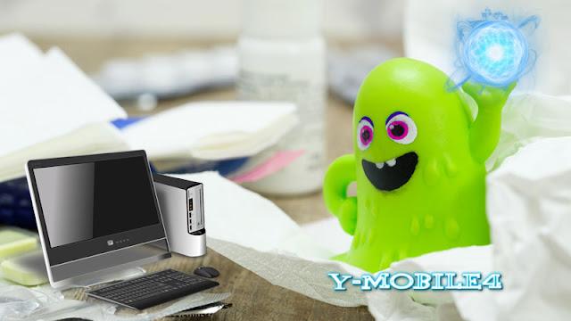 Ymobile4 Virus Ilustrasi