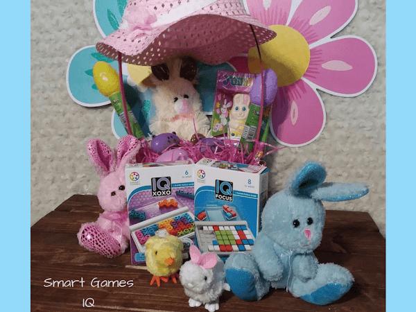 Smart Games Easter Basket Fun!