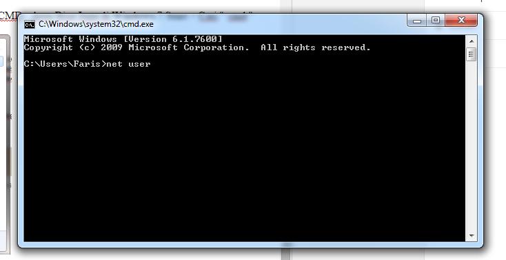 Melihat Password Komputer Sendiri / Kata Sandi PC Lupa