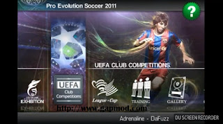 Pes 2011 Mobile Android Offline Apk + Obb
