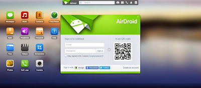 AirDroid 3 - Manage & Control Android Using Desktop