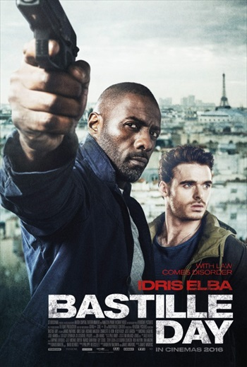 Bastille Day 2016 English Movie Download