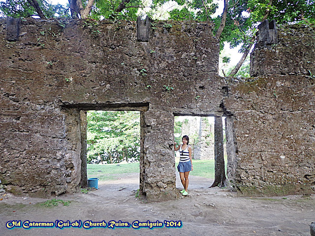 Old Catarman Church Ruins, Camiguin