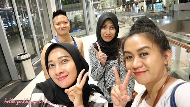trip ke singapura dan melaka
