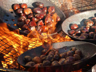 Hespérides | Cacharros, tablas y castañas por San Andrés