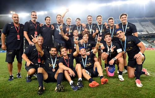 Pumas 7´s medalla de bronce en Sydney