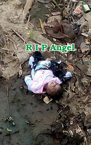 dead baby idi araba lagos