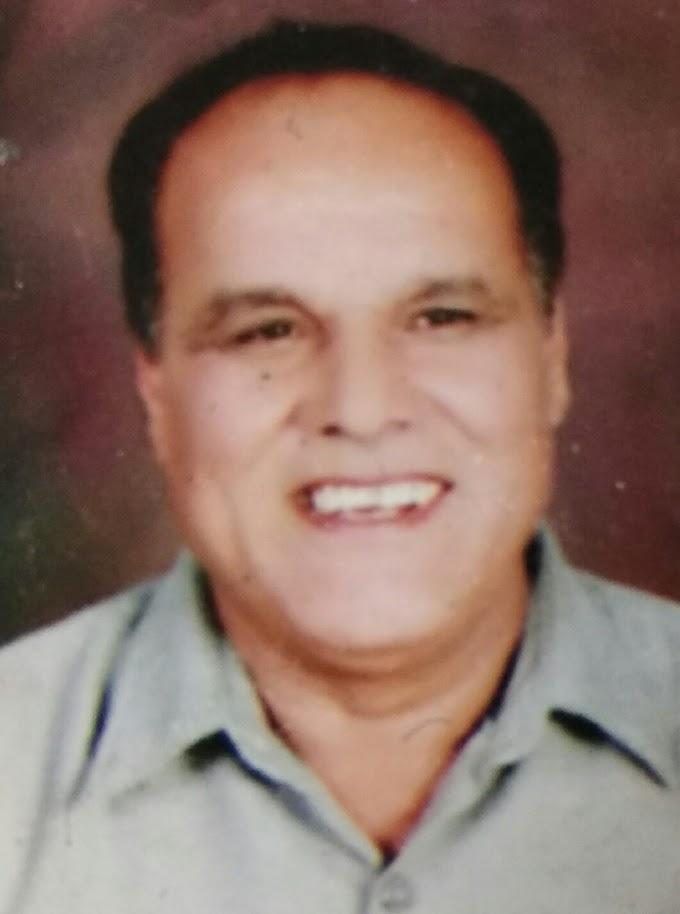 अपडेट - भाजपा नेता सुभाष भटेजा की आत्महत्या के जिम्मेदार पांच लोगों का खुलासा पुलिस ने मामला दर्ज कर शुरू की कार्रवाई