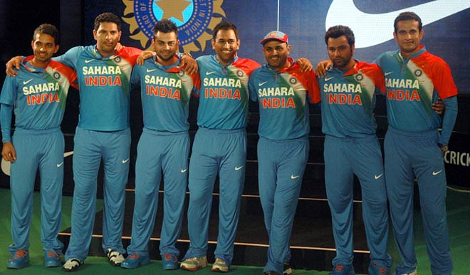 Photos Environment Friendly Jerseys For Team India: SRI LANKA : 'Superstitious' India