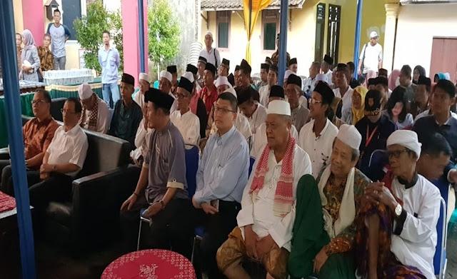 Gelar Santunan Yatim Piatu, Komitmen PT Indoferro Sejahterakan Karyawan dan Masyarakat
