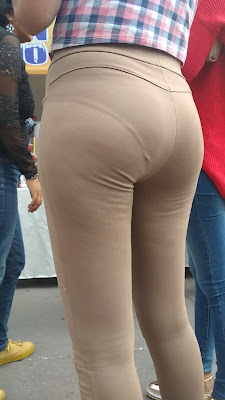 guapa mujer marca calzon