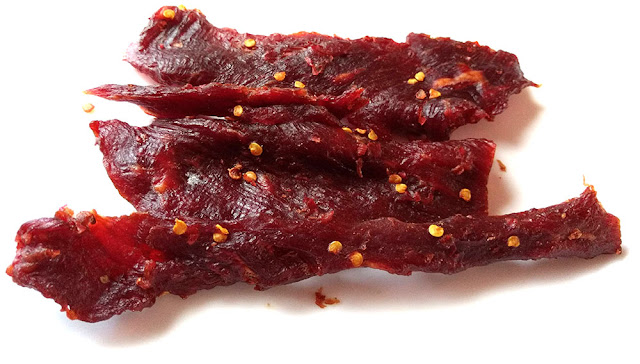 asian bbq jerky