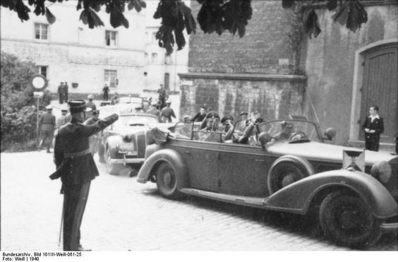 22 September 1940 worldwartwo.filminspector.com Heinrich Himmler Luxembourg