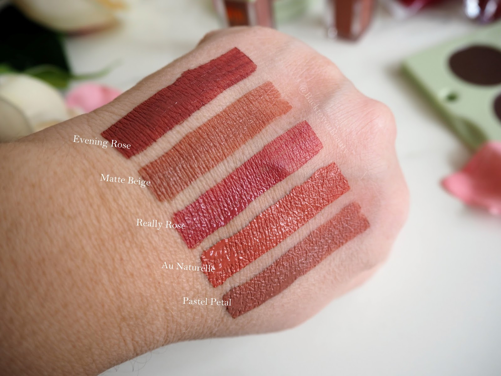 Matte Last Liquid Lip Swatch