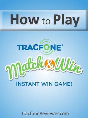 In this post by  we share information on a contest offered by Tracfone bet Tracfone Match & Win - What Is It?