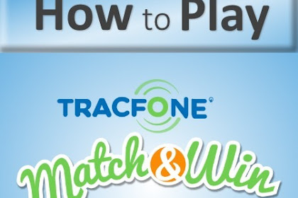 Tracfone Match & Win - What Is It?