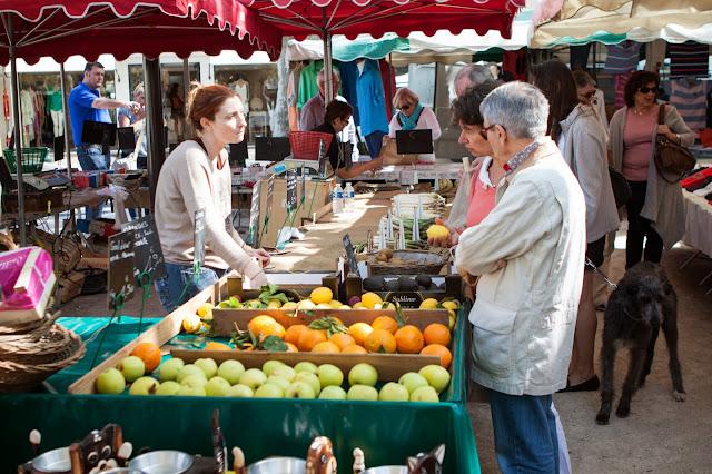 Saint Tropez-Mercato