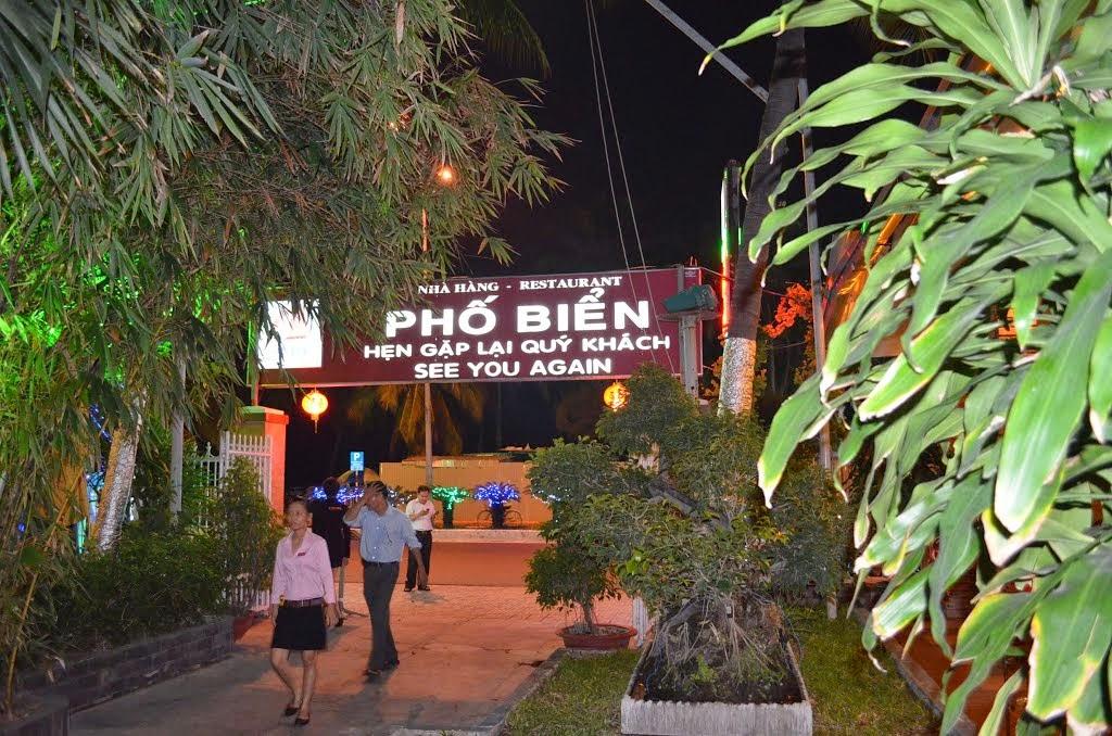 Nha hang Pho Bien Nha Trang