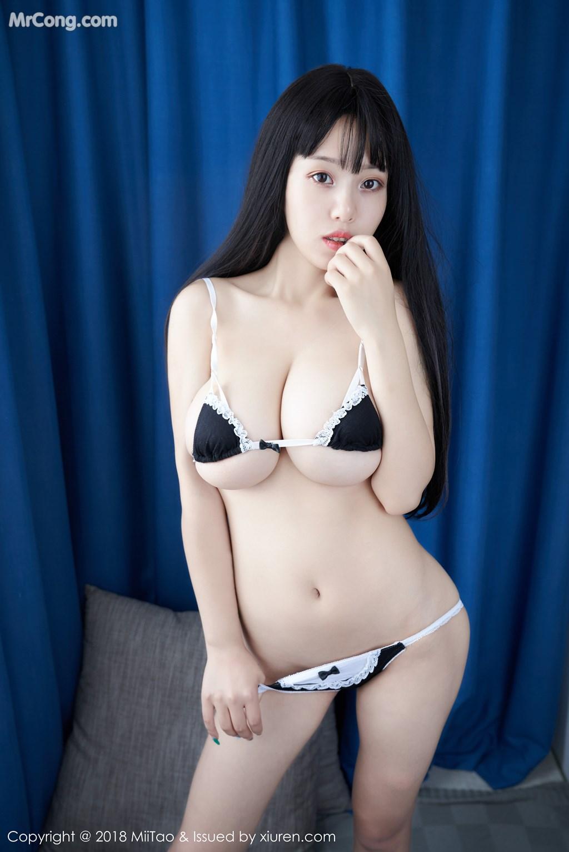 MiiTao Vol.109: Model 缇娜美Tinami (52P) - Part 2/6