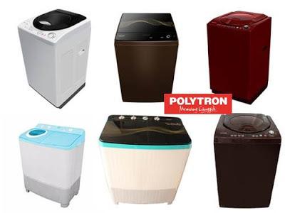 Daftar Harga Mesin Cuci Polytron