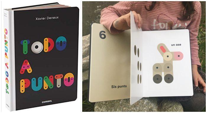 mejores cuentos libros infantiles de 0 a 3 años Todo a punto Xavier Deneux combel