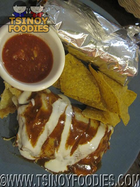 enchilada burrito