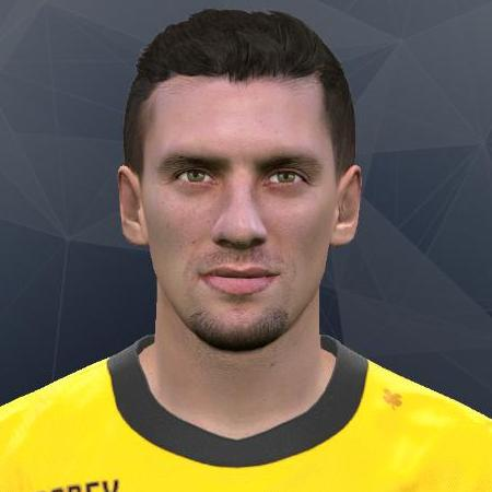 PES 2017 Christian Kum Face by Andrey_Pol