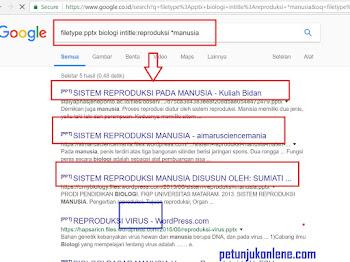 Operator Penting Untuk Mempermudah Pencarian di Google
