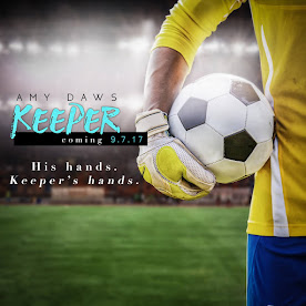 KEEPER Blurb Reveal