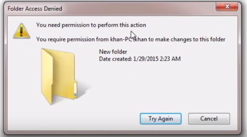 How to delete undeletable files & folders in Windows