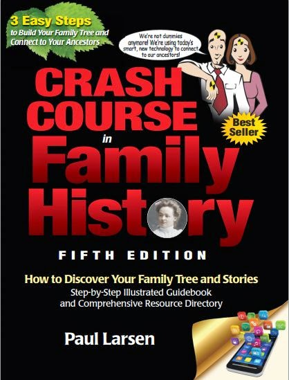 Genea-Musings: Book Review: Crash Course in Family History